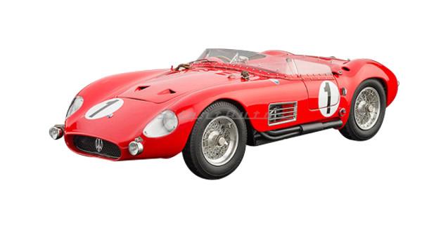Maserati 300s Red 1:18 CMC M-108