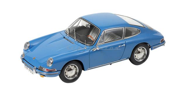 Porsche 901 (1964) Sky Blue 1:18 CMC M-067D