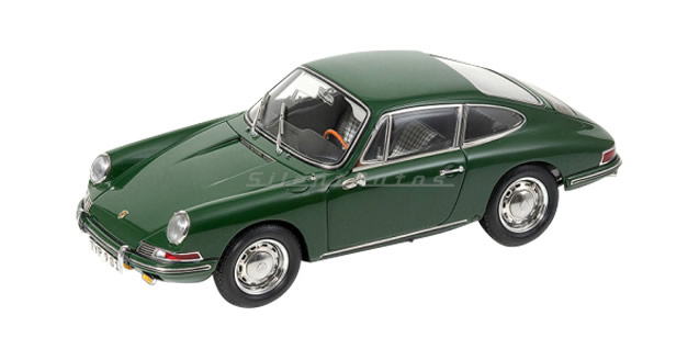 Porsche 901 (1964) Irish Green 1:18 CMC M-067B