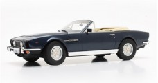Aston Martin V8 Volante Blue 1:18 Cult Scale Models CML032-1