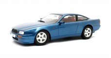 Aston Martin Virage Blue Metallic 1988 1:18 Cult Scale Models CML035-2