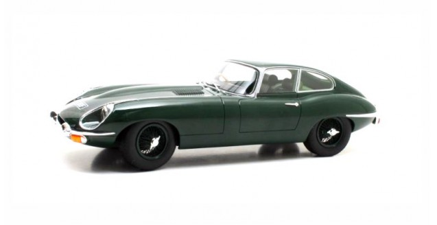 Jaguar E-Type Series II Green 1968  1:18 Cult Scale Models CML046-2
