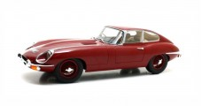 Jaguar E-Type Series II Red 1968  1:18 Cult Scale Models CML046-3