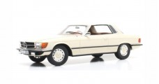 Mercedes-Benz C107 SLC 1973 White 1:18 Cult Scale Models CML049-1