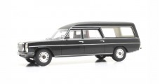 Mercedes Benz W114 Pollmann 1972 Hearse Black 1:18 Cult Scale Models CML051-1