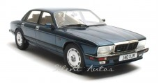 Jaguar XJR XJ40 1990 Blue met Cult Scale Models CML007-3