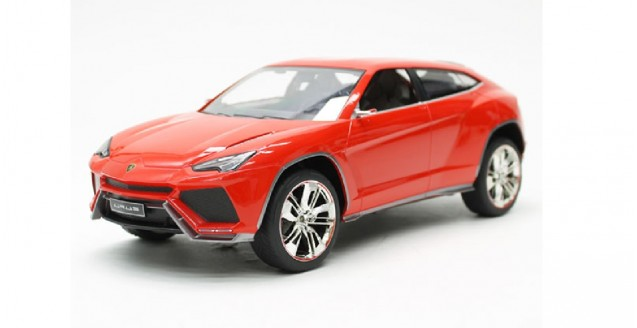 Lamborghini URUS Red 1/14 Scale  RC DX131443