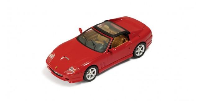 Ferrari 575 Super America Red 2005 1:43 IXO FER026