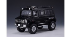 Mercedes-Benz Unimog Wagon U5000 Black 1:43  GLM Models GLM205601