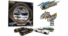 Hollywood Film Reels Series 1 Smokey & the Bandit (1977) and II (1980) 1:64 GREENLIGHT 59010-B