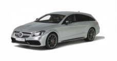 Mercedes Benz AMG 2014 Schooting Break Metalic Grey 1:18 GT Spirit GT725