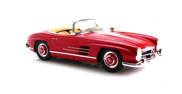 gt spirit b66040627 mercedes benz 300 sl roadster w198 ii. Black Bedroom Furniture Sets. Home Design Ideas