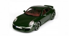 PORSCHE 911 Carrera S 991 Club Coupe Brewster Green 1:18 GT Spirit GT007CS