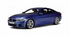 BMW M435i Sport 2013 Metallic Blue 1:18 GT Spirit  GT027