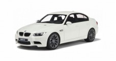 BMW 3 Series M3 2007 White 1:18 GT Spirit  GT053