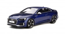 AUDI A5 RS5 Coupe 2017 Blue 1:18 GT Spirit  GT062