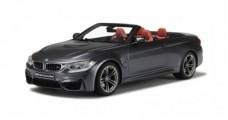 BMW F83 M4 Convertible Mineral Grey Metallic 1:18 GT Spirit  GT081