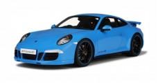 Porsche 911 (991) Carrera 4S Blue 1:18 GT Spirit  GT085