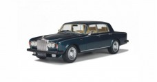 Bentley T2 1977 Dark Blue 1:18 GT-SPIRIT GT091