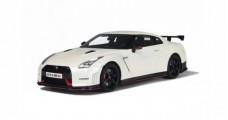 Nissan GT-R Nismo White 1:18 GT-SPIRIT GT094