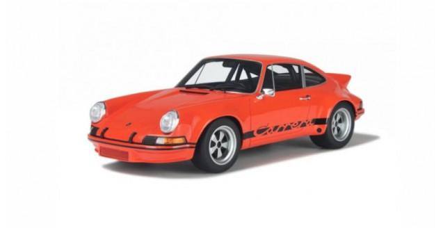 Porsche 911 2.8 RSR Street orange 1:18 GT Spirit GT106