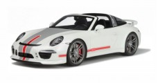 PORSCHE TechArt 991 Targa White 2015 1:18 GT Spirit GT108
