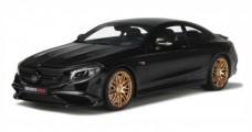 Brabus 850 2015 black 1:18 GT Spirit GT110