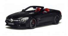 Mercedes AMG SL 63 black 1:18 GT Spirit GT117