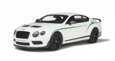 Bentley Continental GT3-R White 1:18 GT Spirit GT121