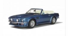 Aston Martin V8 Vantage Volante Blue 1:18 GT-SPIRIT GT128