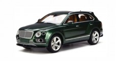 Bentley Bentayga Sport 2016 Metallic Green 1:18 GT Spirit GT133
