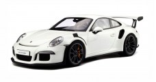 Porsche 911 (991) GT3 RS 2016 White 1:12 GT Spirit GT140