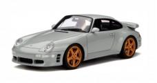 Porsche Ruf Turbo R Grey 1:18 GT Spirit GT145