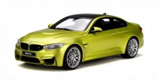 BMW M4 Competition Package Austin Yellow 1:18 GT Spirit GT164