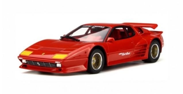 Koenig Specials 512 BBI Turbo Ferrari 1983 Red 1:18 GT Spirit GT165