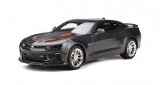 Chevrolet Camaro SS Fifty Anniversary Nightfall Grey 1:18 GT Spirit GT191
