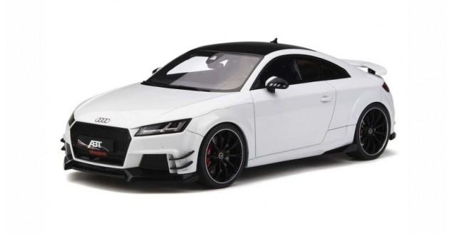 Audi Ab Tt Rs R White 1 18 Gt Spirit Gt211