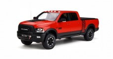 Ram 2500 Power Wagon 2017 Flame Red 1:18 GT Spirit GT224