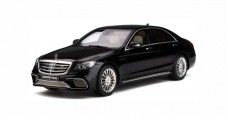 Mercedes-AMG S 65 Phase 2 Black 1:18 GT Spirit GT228
