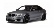 BMW 1M E82 Frozen Grey 2011 1:18 GT Spirit GT709