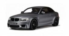 BMW 1M E82 Frozen Grey 2011 1:18 GT Spirit GT709