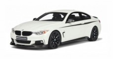 BMW 435i M Performance White 1:18 GT Spirit GT710