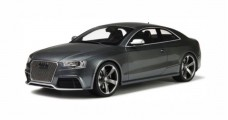 Audi RS5 Metallic Grey 1:18 GT Spirit  GT712