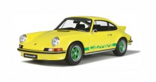 PORSCHE 911 2.7 RS Touring Light Yellow 1:12 GT Spirit GT733
