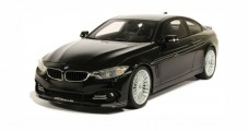 BMW Alpina B4 Biturbo Coupe Black 1:18 GT Spirit  ZM051