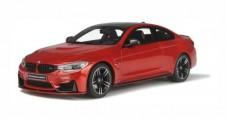 BMW M4 M Performance Edition orange 1:18 GT Spirit ZM055