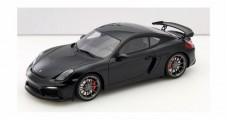 Porsche Cayman GT4 2015 black 1:18 GT Spirit ZM105