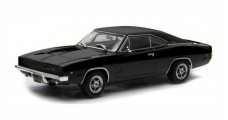 Dodge Charger Bullitt 1968 Black 1:43 Greenlight 86432