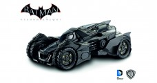 Batman Arkham Knight Batmobile Black 1:18 Hot Wheels BLY23