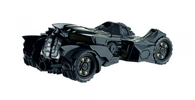 2015 Hot Wheels Batman Series Arkham Knight Batmobile Ships World Wide